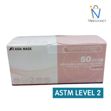 Load image into Gallery viewer, 「In Stock 」ASIA MASK Disposable Medical Face Mask(white)