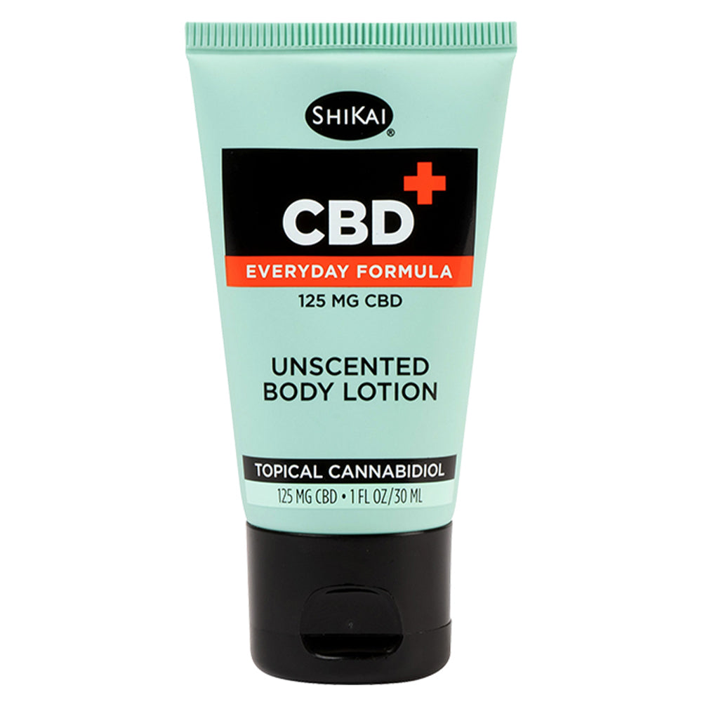1 oz Travel Size - CBD Body Lotion - 125mg CBD