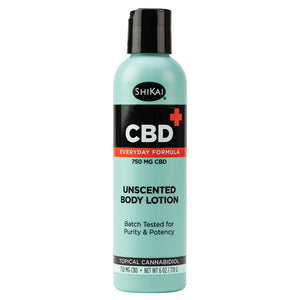 Load image into Gallery viewer, CBD Body Lotion, 6oz - 750mg CBD