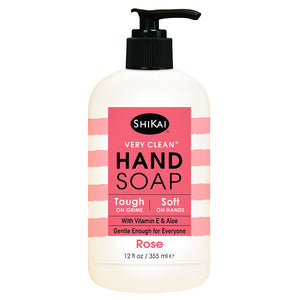 NEW! Very Clean Liquid Hand Soap - Rose