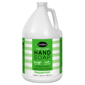 NEW! Very Clean Liquid Hand Soap - Peppermint - Gallon