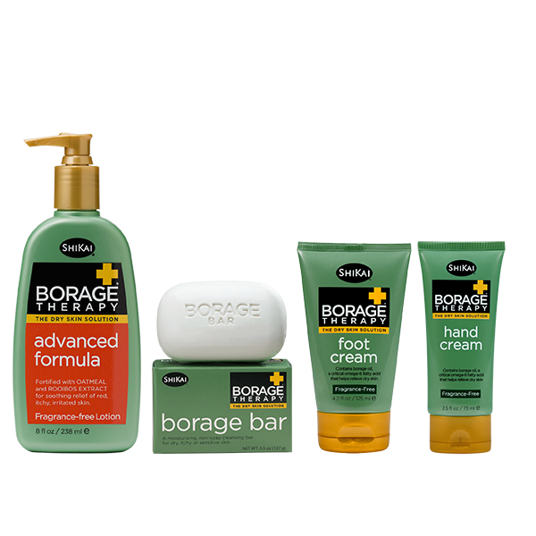Borage Therapy Bundle