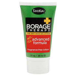 Load image into Gallery viewer, 1 oz Travel Size - Borage Therapy Lotion, Advanced Formula
