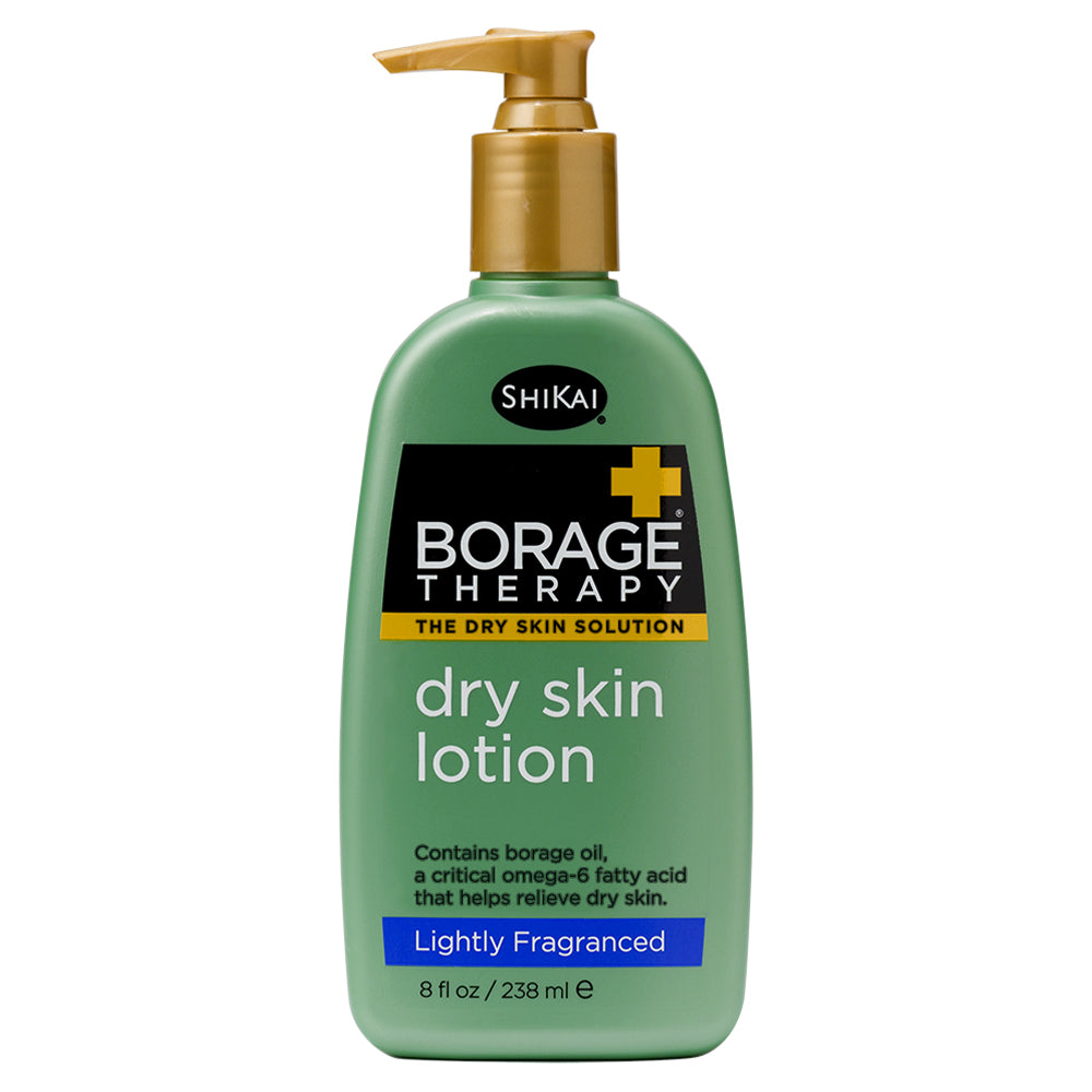 Borage Therapy Lotion, Lightly Fragranced