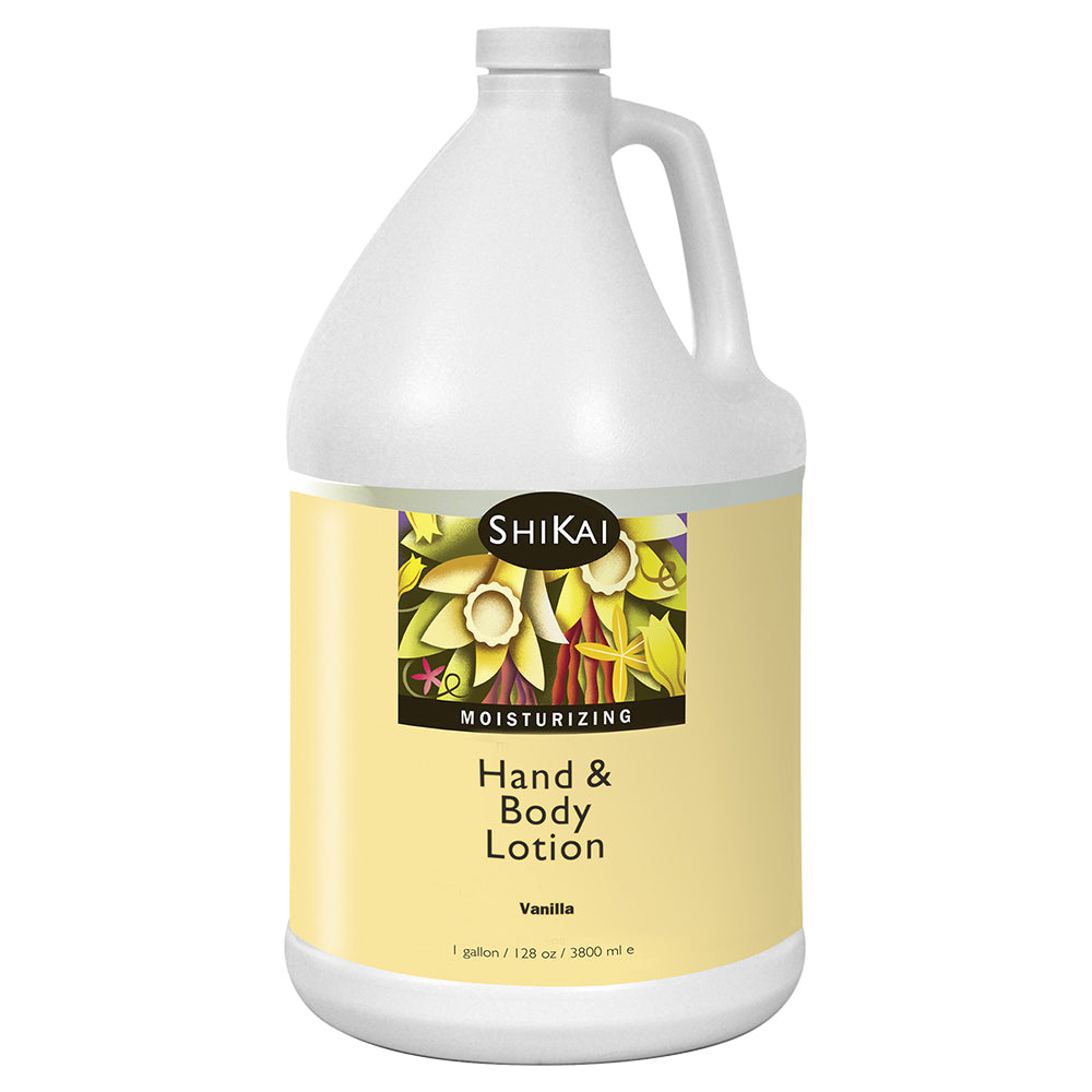 Load image into Gallery viewer, Vanilla Hand & Body Lotion - gallon
