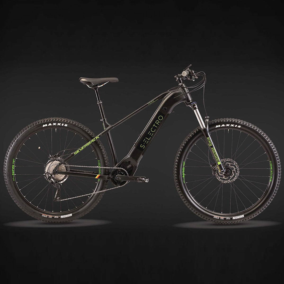 S-Electro Trail Sport - Silverbacklab