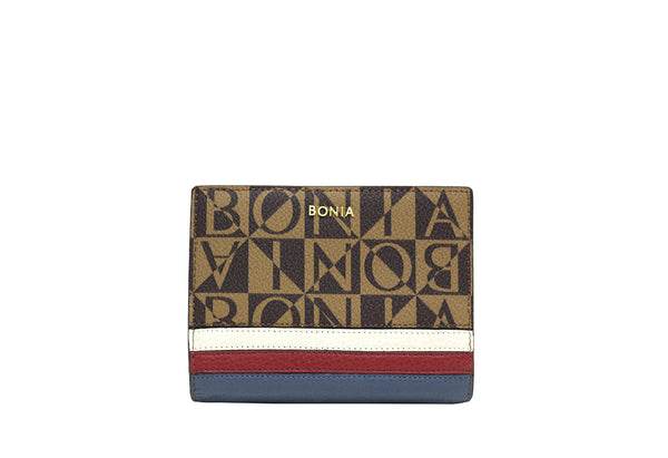 Monogram Short 3-Fold Wallet