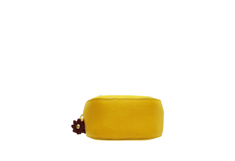 Miniature Animal Sonia Coin Pouch - Daisy
