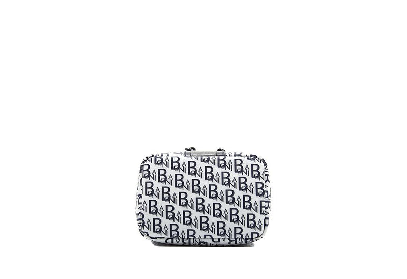 Bold Echo Patterned Bucket Bag