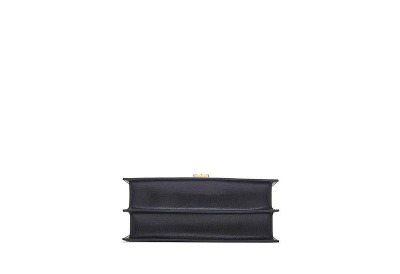 Damiano Capsule Leather Satchel