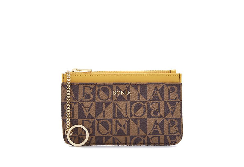 Claire Monogram Key Finder Coin Pouch