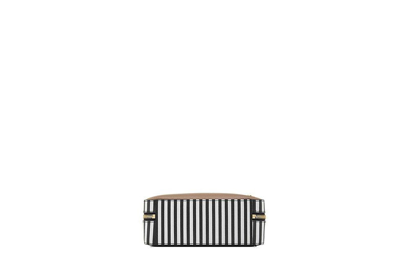 Riva Striped Square Box Bag III