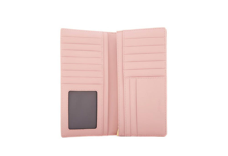 Bikki Long Two Fold Wallet