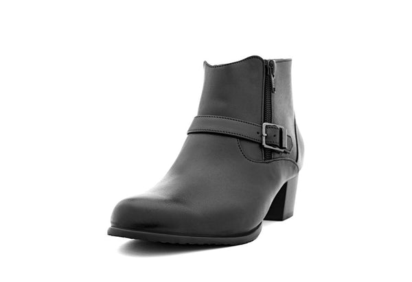 Fotini Ankle Boots With Straps