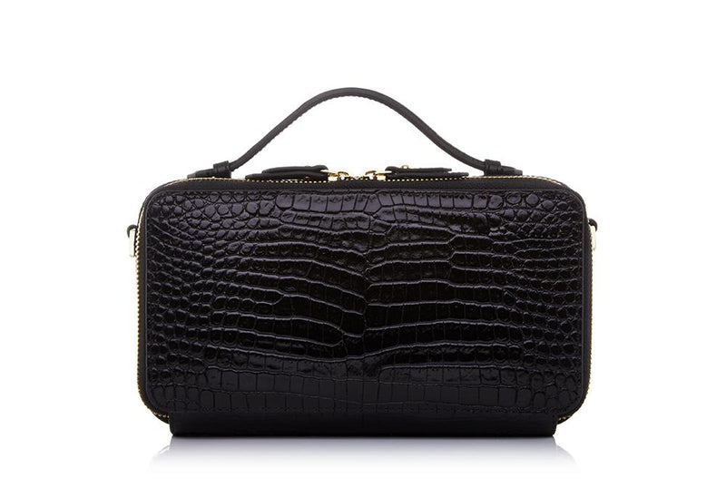 Carina Croco Sling Bag