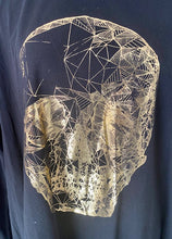 Lade das Bild in den Galerie-Viewer, Shirt , Totenkopf gold