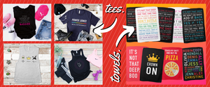 Phrase Lounge | Motivational T Shirts and Towels
