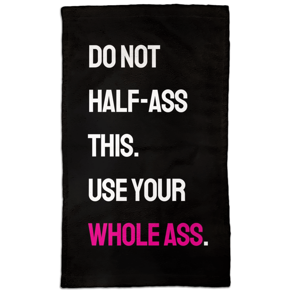 Whole Ass   - Workout Towel