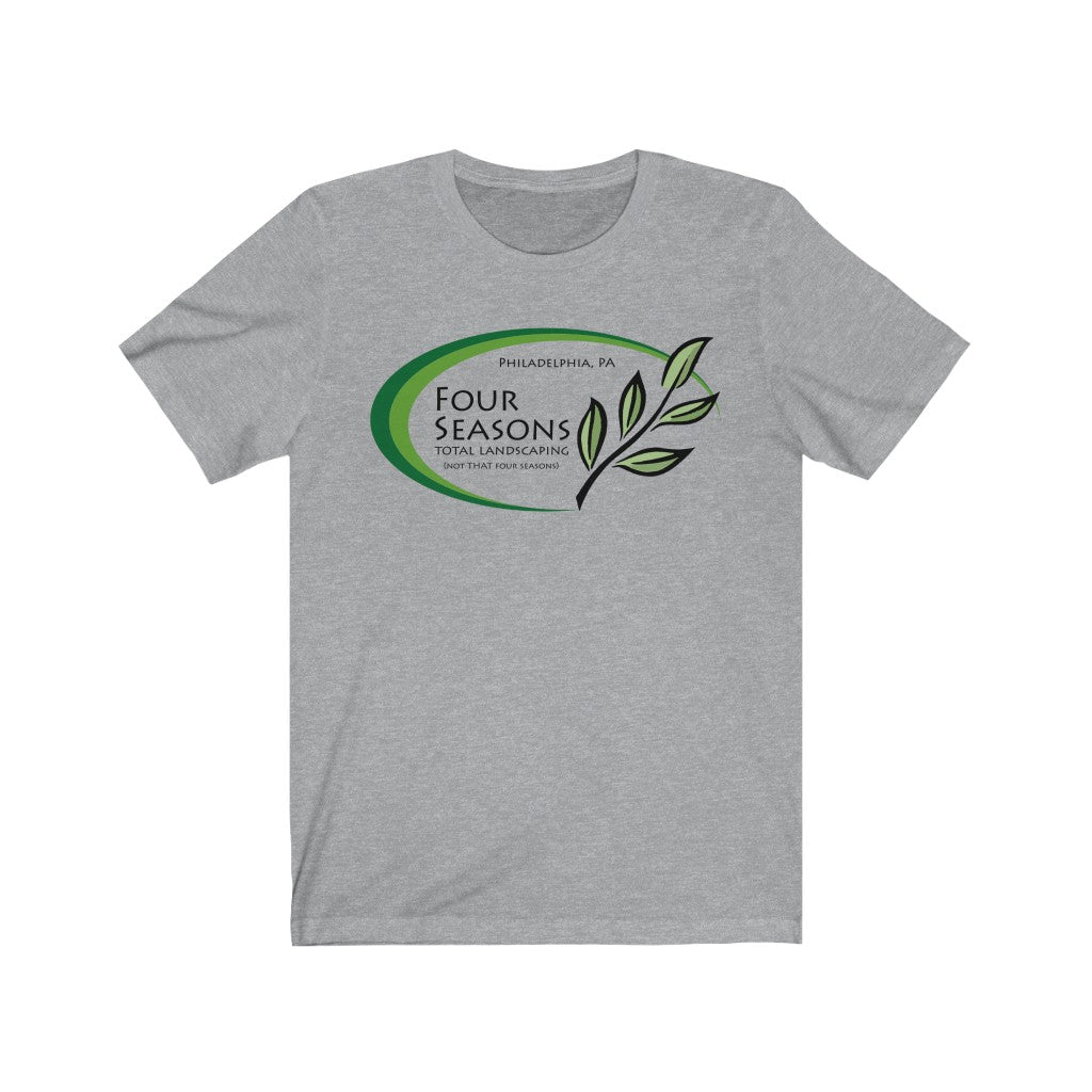 Four Seasons Total Landscaping LAWN AND ORDER T-Shirt 2020 | 2-sided Print