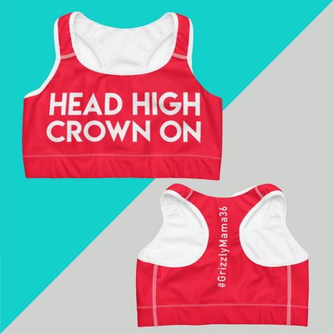 Custom SPORTS BRA for Spin bike riders and Tread runners