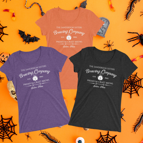 Sanderson Sisters Brewing Company Shirt