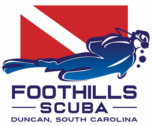 A full-service scuba diving shop. In Duncan, South Carolina between Greenville and Spartanburg. Learn to scuba dive, look over the scuba gear we offer and join us on a dive charter! We have scuba diving gear for you to rent or buy when you join us.