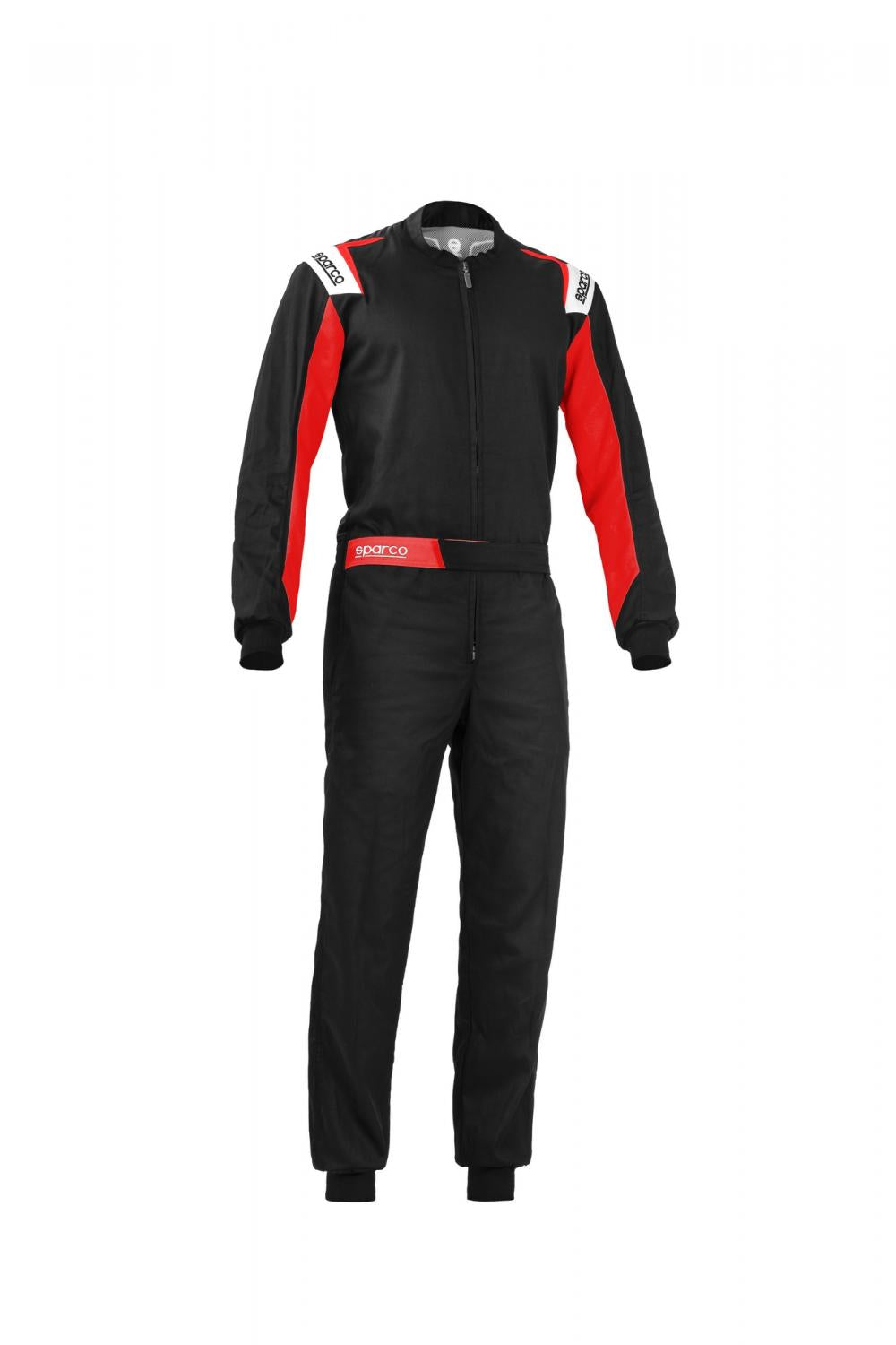 Leisure Karting Suit Sparco Rookie Black/Red