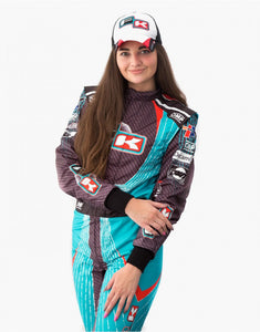 FR KART 2020 RACING SUIT DRIVER STD
