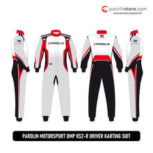 Load image into Gallery viewer, PAROLIN MOTORSPORT DRIVER SUIT