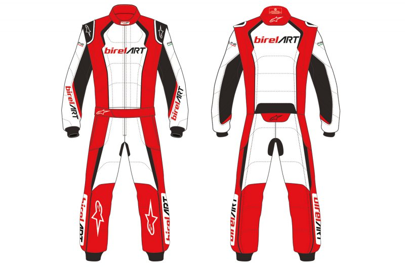 Birel Art Sublimation Printing Suit 2020