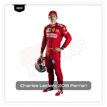Afbeelding in Gallery-weergave laden, Charles Leclerc 2019 Ferrari Race Suit