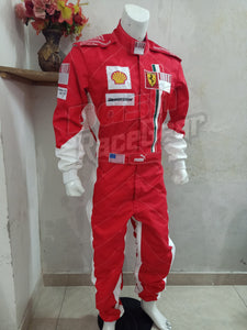 Felipe Massa 2008 racing suit / Ferrari F1 | DASH