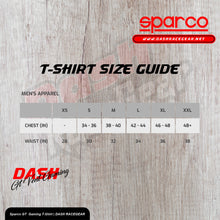 Afbeelding in Gallery-weergave laden, Sparco GT Gaming T-Shirt | DASH RACEGEAR