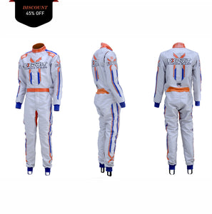 EXPRIT OMP 2019 DRIVER OVERALL