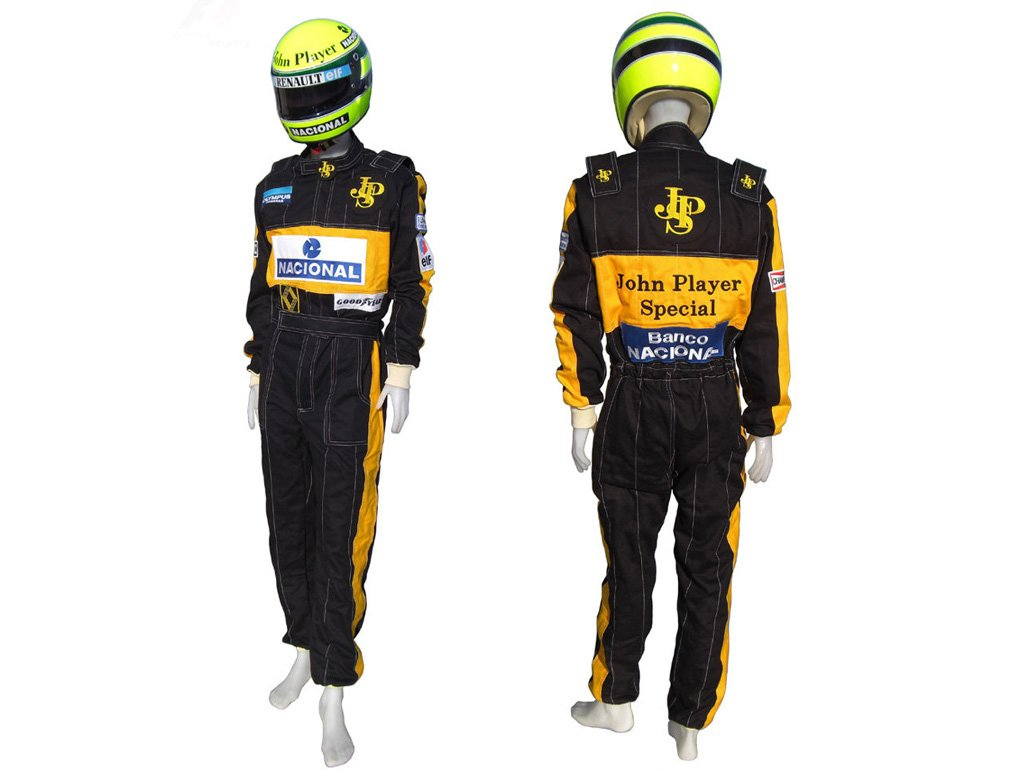 Dash Racegear John player Special Suit