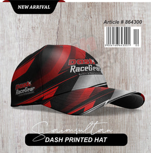DASH RACEGEAR 2020 NEW HAT