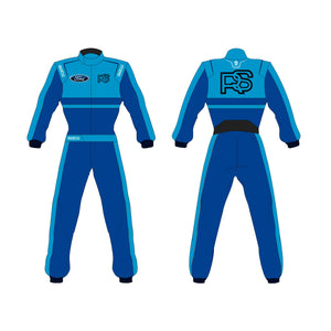 "Sparco ""Custom Easy"" Competition Custom Design Race Suit"