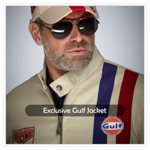 Load image into Gallery viewer, Dash Exlusive Gulf Jacket Roadmaster sand
