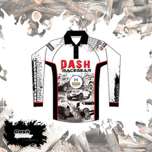 Load image into Gallery viewer, DASH RACEGEAR BRANDED FISHING SHIRT MERCHANDISE PACK