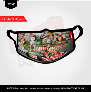Customized Sublimation MASK Limited Edition
