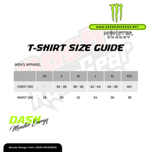 Load image into Gallery viewer, VALENTINO ROSSI VR46  MONSTER ENERGY T-SHIRT