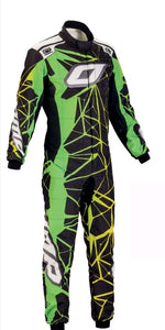 OMP KS-2R SUIT Sublimation Printed Suit  | Dash Racegear