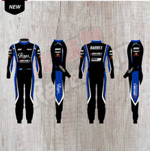 Load image into Gallery viewer, G.Barbee Customized Praga Kart Suit