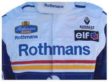 Load image into Gallery viewer, Ayrton Senna 1994 racing suit / Team Williams F1 Rothmans