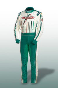 NEW TONY KART–SPARCO X-LIGHT RACE SUIT