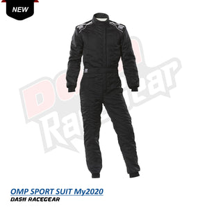 OMP SPORT FIREPROOF RACING SUIT 2020 NEW !