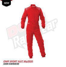 Load image into Gallery viewer, OMP SPORT FIREPROOF RACING SUIT 2020 NEW !