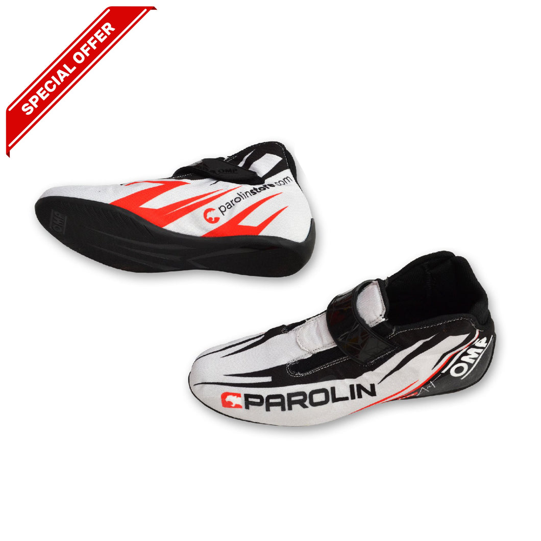 DRIVER SHOES OMP KS1 PAROLIN MOTORSPORT
