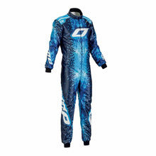 Afbeelding in Gallery-weergave laden, OMP KS-Art Karting Suit Custom Design Individual Prints Child Version