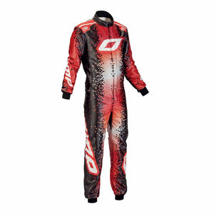 OMP KS-Art Karting Suit Custom Design Individual Prints Child Version